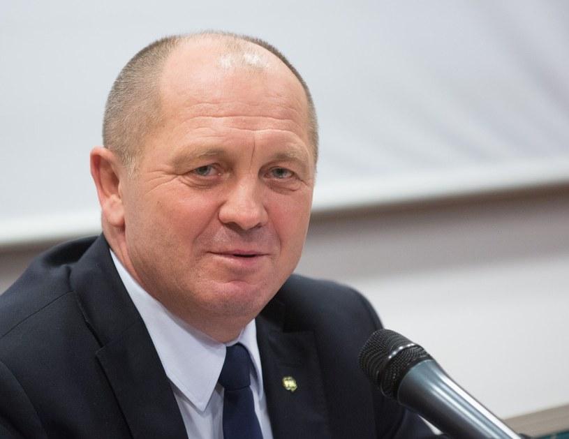 Marek Sawicki, fot. Andrzej Iwańczuk/REPORTER /East News
