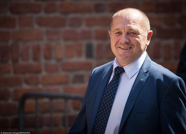 Marek Sawicki, minister rolnictwa. Fot. Aleksandra Szmigiel-Wiśniewska /Reporter