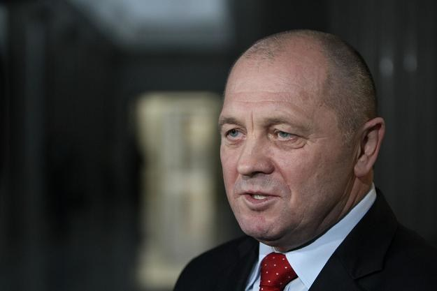 Marek Sawicki, minister rolnictwa. Fot. Hubert Matys /Reporter
