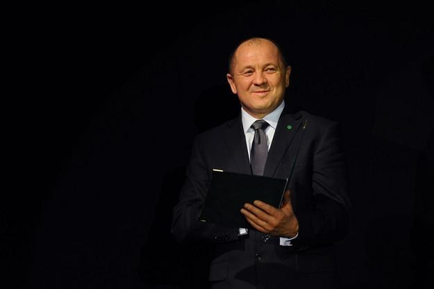 Marek Sawicki, minister rolnictwa. Fot Michał Wargin /Agencja SE/East News