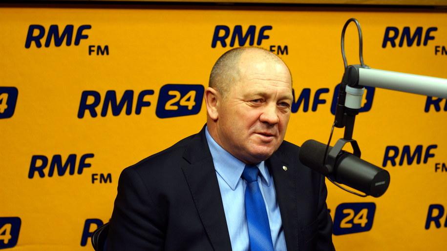 Marek Sawicki /Michał Dukaczewski /RMF FM