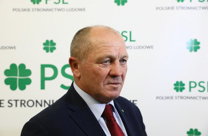 Marek Sawicki /Piotr Molecki /East News