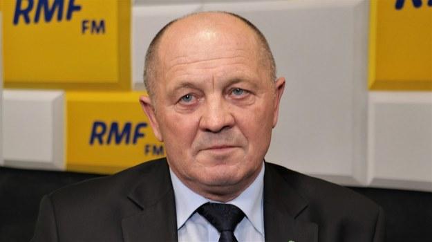 Marek Sawicki /Jakub Rutka /RMF FM