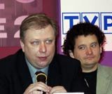 Marek Sierocki i Zygmunt Kukla (fot.: Paweł Amarowicz) /