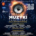 Marek Sierocki zaprasza do Kielc na Festiwal Muzyki Tanecznej