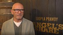 Marek Siudym na premierze Kropla Prawdy – Angel's Share