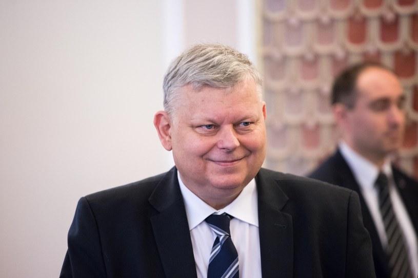 Marek Suski: Nieduża różnica między uposażeniem posła a nauczyciela /Paweł Wisniewski /East News