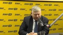 Marek Suski w Porannej rozmowie RMF