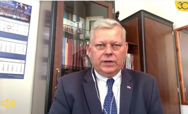 Marek Suski w RMF FM: Koalicji od wczoraj nie ma, nasi byli koalicjanci powinni już pakować biurka