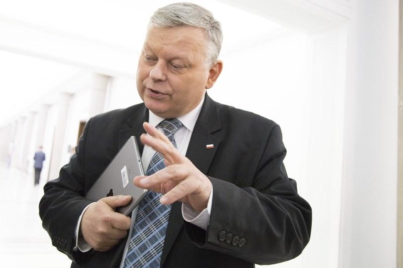 Marek Suski /Maciej Luczniewski /Reporter