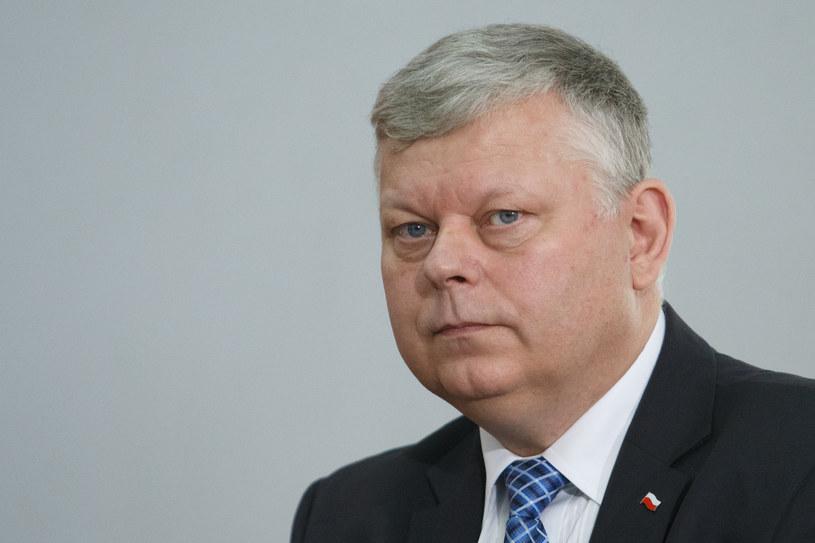Marek Suski /Krystian Maj /Agencja FORUM