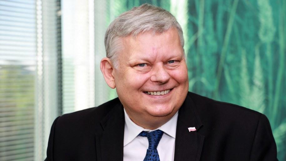 Marek Suski /Michał Dukaczewski /RMF FM