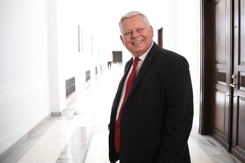 Marek Suski /fot. Andrzej Iwanczuk /Reporter