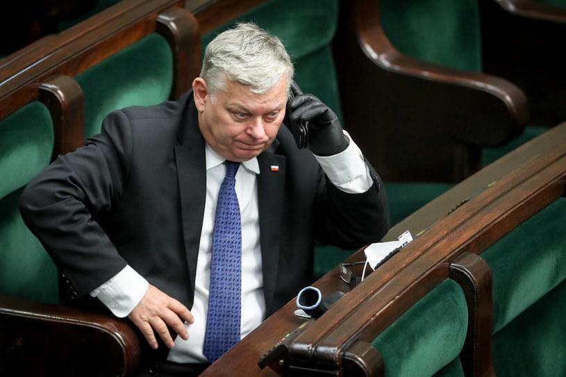 Marek Suski /Andrzej Iwańczuk /Reporter