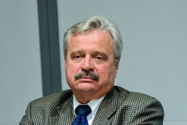 Marek Trela (L) . prezes Stadniny Koni Janów Podlaski. Fot. Mariusz Gaczyński /East News