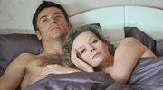 Marek w łóżku z siostrą Hanki!