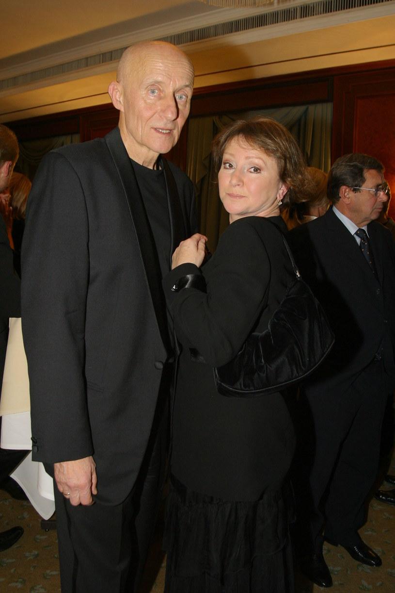 Marek Walczewski i Małgorzata Niemirska /Rafal Maciaga /Agencja FORUM