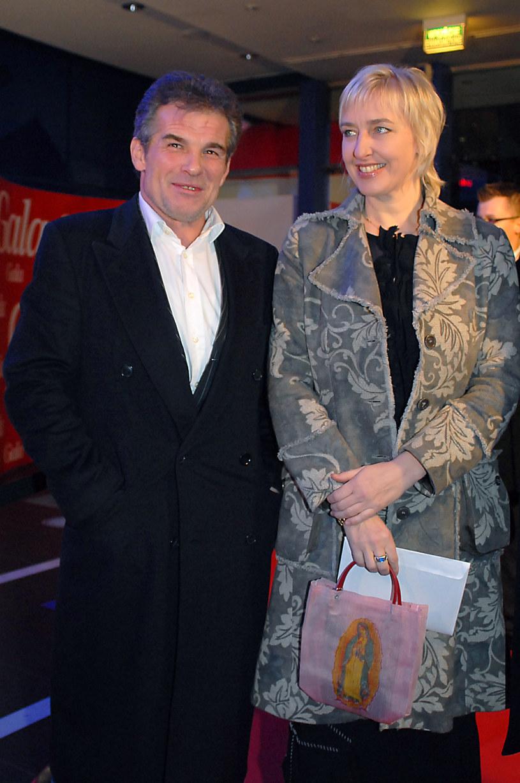 Marek Włodarczyk i Karen Friesicke /Andras Szilagyi /MWMedia