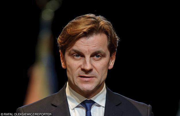 Marek Woszczyk, b. prezes PGE. Fot. Rafał Oleksiewicz /Reporter