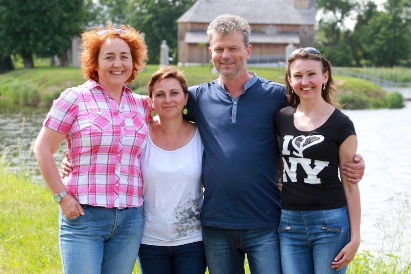 Marek wybrał Annę, Beatę i Katarzynę /TVP