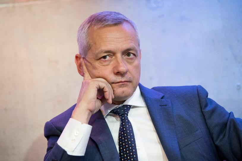 Marek Zagórski, sekretarz stanu w Kancelarii Prezesa Rady Ministrów /Michał Woźniak /Agencja SE/East News