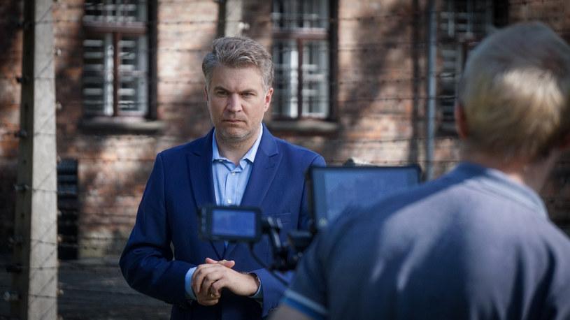 Marek Zając, przewodniczący rady Fundacji Auschwitz-Birkenau. Fot. Inborn Media /