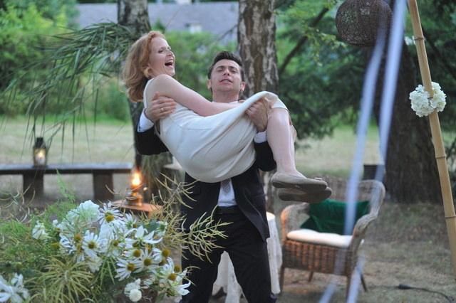 Marek zaśpiewa ulubioną piosenkę Ewy, chwyci ją w ramiona i porwie do tańca /Agencja W. Impact
