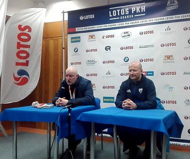 Marek Ziętara po meczu Lotos PKH - Re-Plast Unia Oświęcim. Wideo