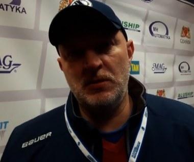 Marek Ziętara przed grudniowym obozem hokejowej reprezentacji. Wideo