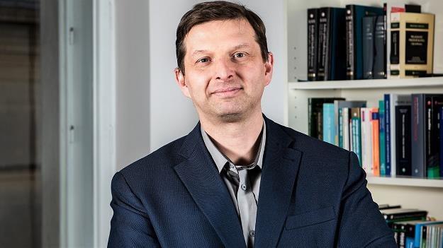 Marek Zuber, ekonomista /MondayNews