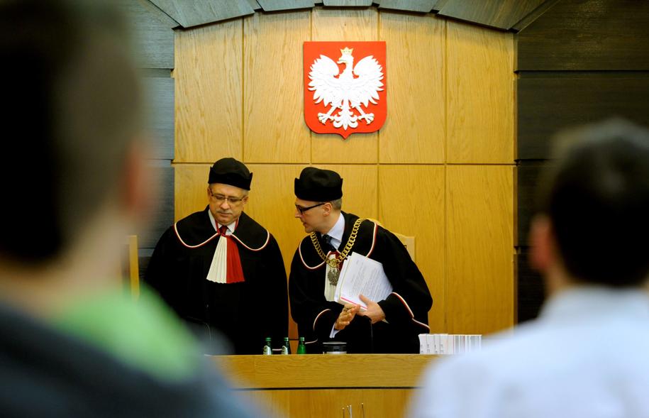 Marek Zubik i Piotr Tuleja /Bartłomiej  Zborowski /PAP