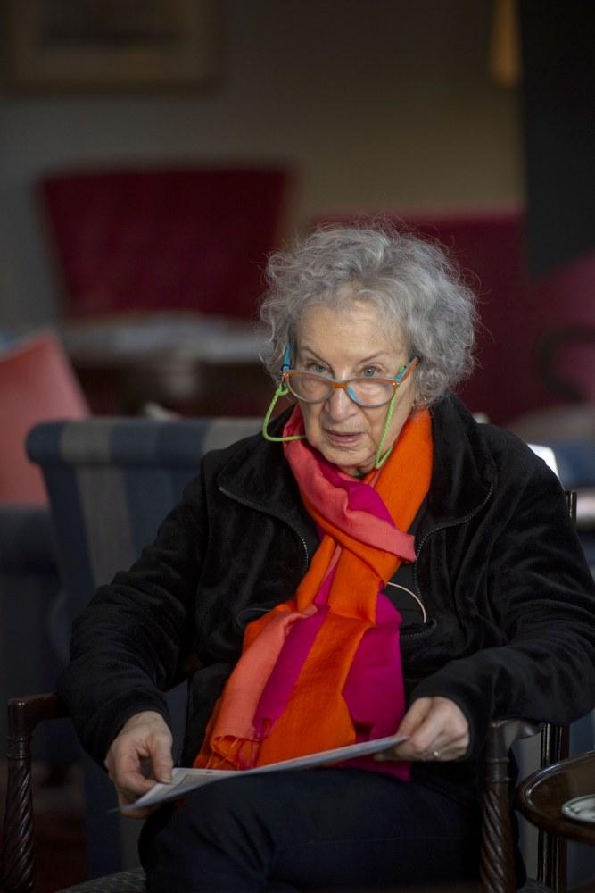 """Margaret Atwood w filmie """"Margaret Atwood. Słowo to siła"""" /HBO /materiały prasowe"""