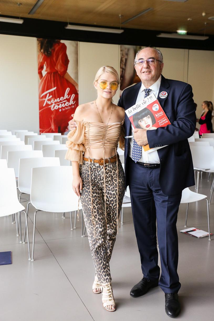 Margaret i Daniel Teboul, fot. French Touch /materiały prasowe