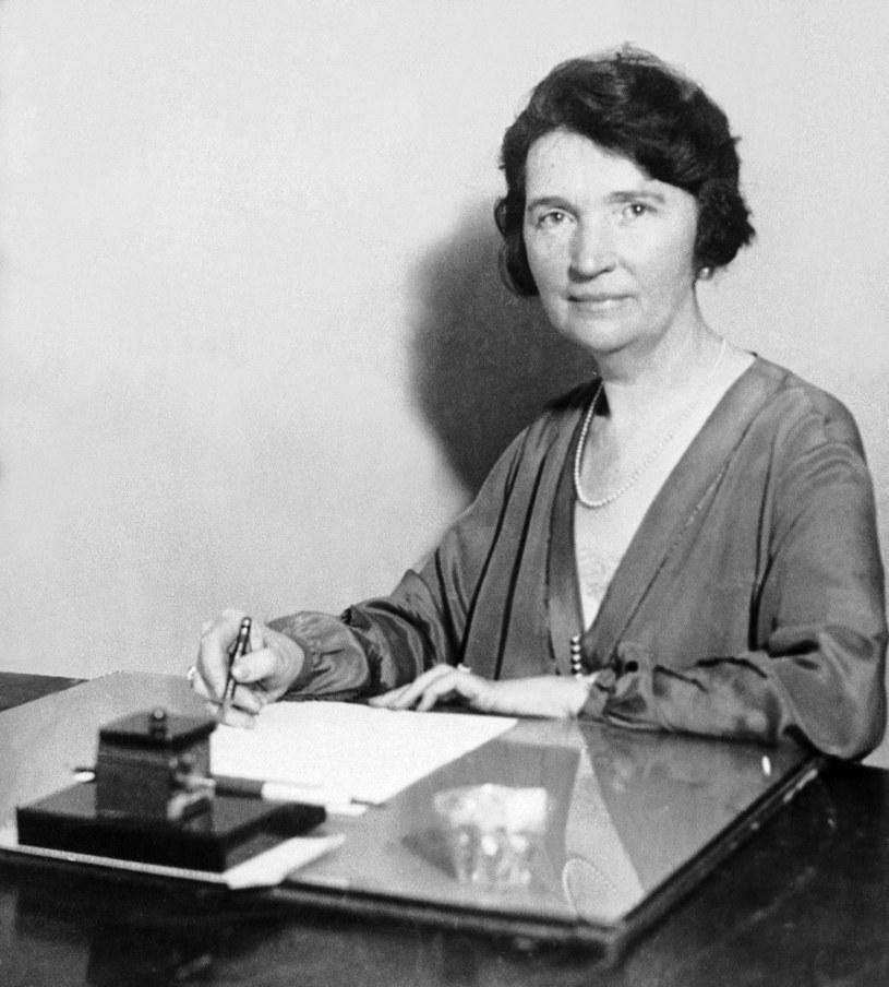 Margaret Sanger była założycielką pierwszego w Ameryce Północnej ośrodka planowania rodziny / Keystone-France / Contributor /Getty Images