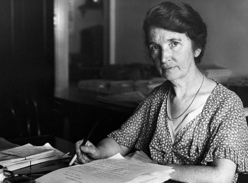 Margaret Sanger zmieniła podejście wielu osób dotyczące decydowania o posiadaniu potomstwa /Getty Images