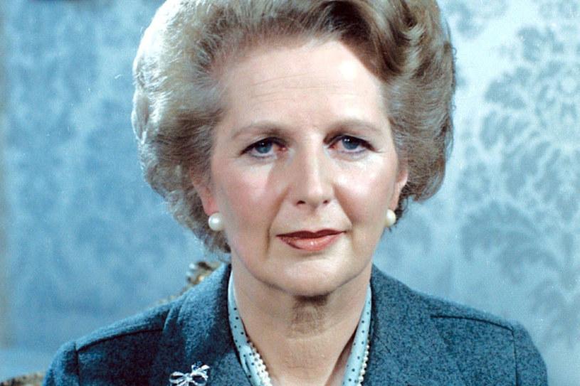 Margaret Thatcher - pierwsza w Europie kobieta sprawująca urząd premiera /East News