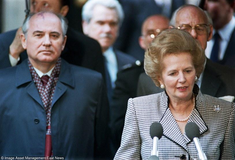 Margaret Thatcher /World History Archive /East News