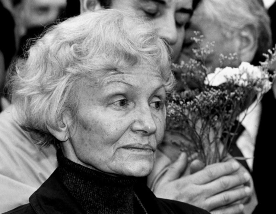Margot Honecker /PAP/EPA/STF /PAP/EPA