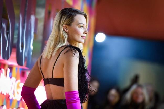 Margot Robbie /Matt Crossick /PAP/PA