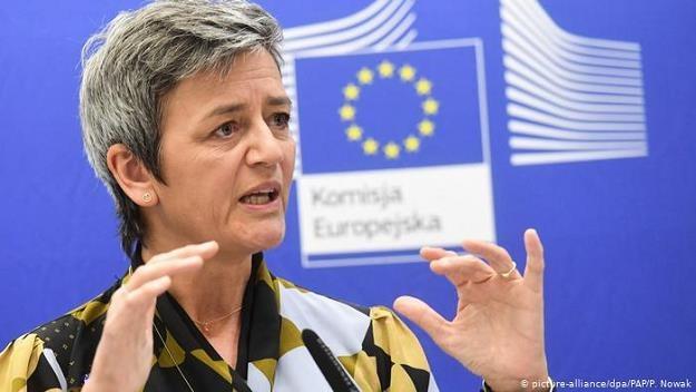Margrethe Vestager, nominowana wiceprzewodnicząca wykonawcza Komisji Europejskiej /Deutsche Welle