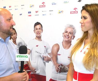 Maria Andrejczyk dla Interii: Już stojąc na podium w Tokio to wiedziałam. Wideo