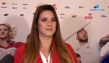 Maria Andrejczyk: Już czuję głód ciężkiej pracy. WIDEO (Polsat Sport)