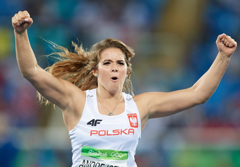 Maria Andrejczyk /Adam Warżawa /PAP
