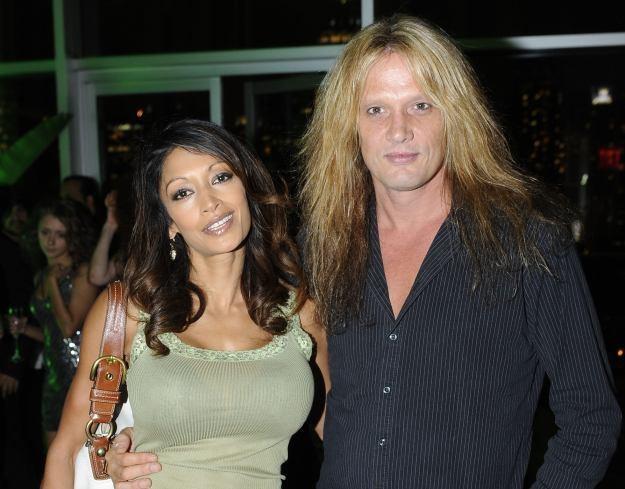 Maria Bierk i Sebastian Bach rozwodzą się fot. Rob Loud /Getty Images/Flash Press Media
