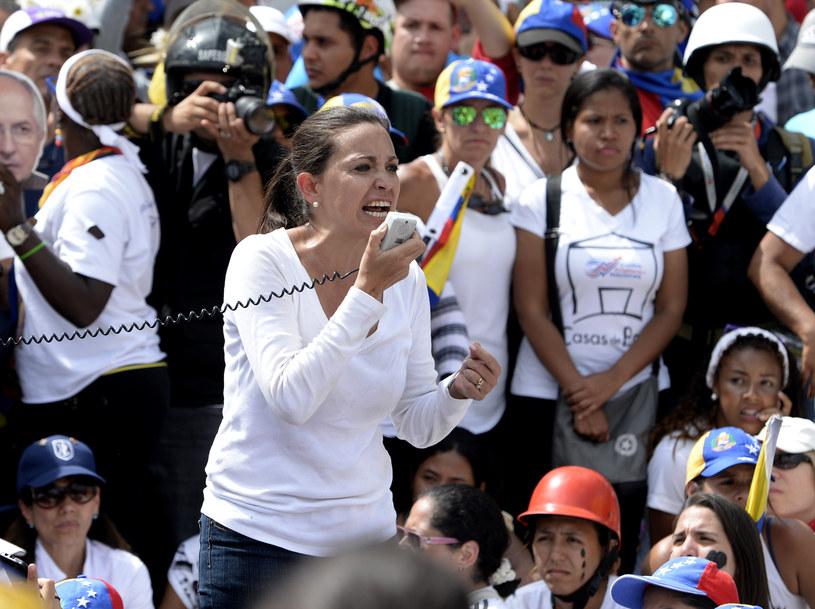 Maria Corina Machado /AFP