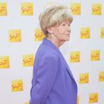 Maria Czubaszek po operacji plastycznej