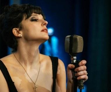 Maria Dębska śpiewa piosenki Kaliny Jędrusik