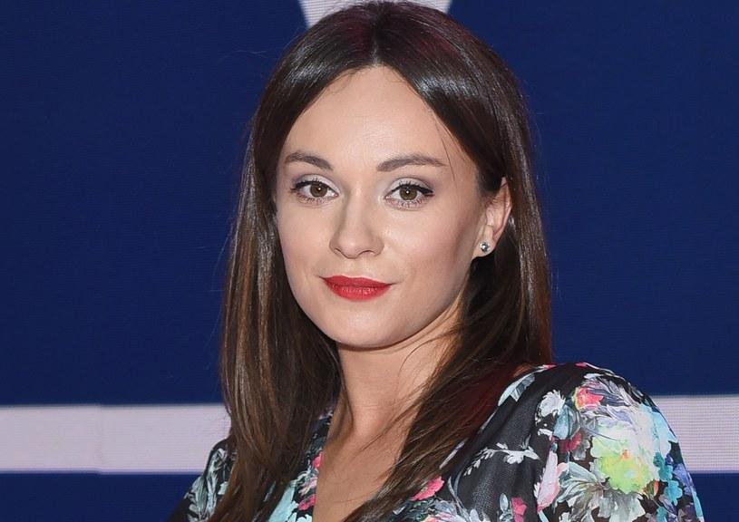 Maria Dejmek często opowiadała o swojej ciąży na Instagramie /Andras Szilagyi /MWMedia