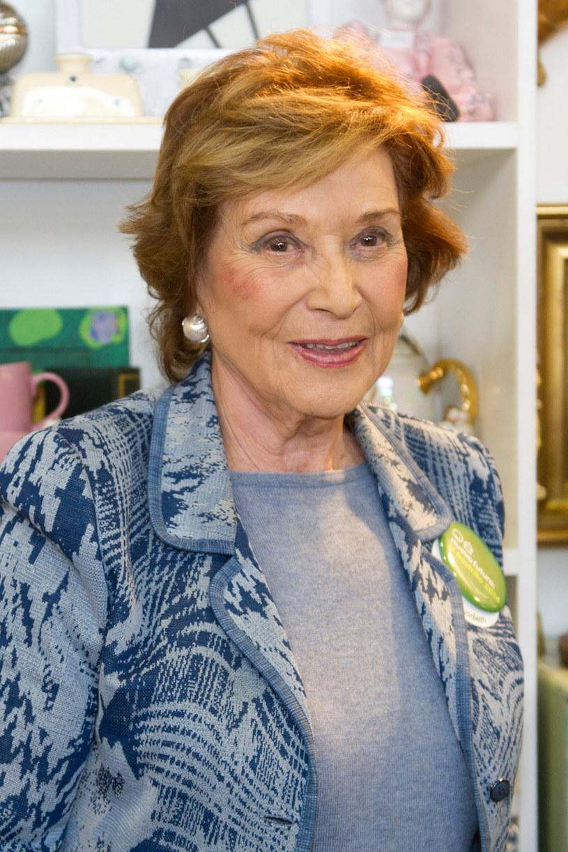 Maria del Carmen Franco y Polo, znana powszechnie jako Carmen Franco /CURTO DE LA TORRE /AFP