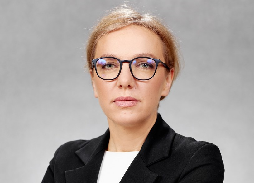 Maria Deskur to dyrektor zarządzający wydawnictwa Słowne i Kolekcje /archiwum prywatne